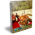 10 Drying Foods PLR Articles (PLR / MRR)