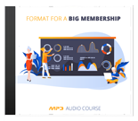 Format For A Big Membership (PLR / MRR)