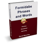 Formidable Phrases And Words (PLR / MRR)