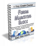 Forum Marketing Secrets - Video Series (PLR / MRR)