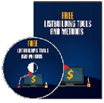 FREELISTBUILDINGTOOLSANDMETHODS (PLR/MRR)