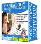 Genealogy Resource Package (PLR / MRR)