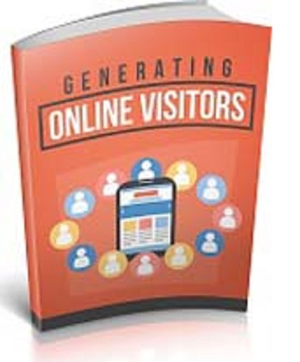Generating Online Visitors (PLR / MRR)