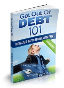 Get Out Of Debt 101 (PLR)