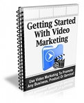 Getting Started With Video Marketing PLR Newsletter (PLR)