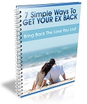 Get Your Ex Back Report (PLR / MRR)