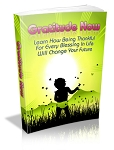 Gratitude Now Giveaway (MRR)
