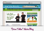 Grow Taller Niche Blog Theme (PLR)