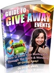 Guide To Give Away Events (PLR / MRR)