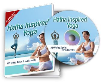 Hatha Yoga - Video Series (PLR)