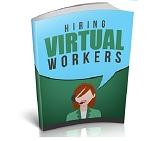 Hiring Virtual Workers (PLR / MRR)