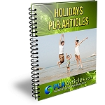 10 Holidays PLR Articles (PLR / MRR)