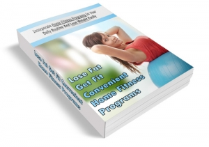 Home Fitness Programs - Includes Audio (MRR)