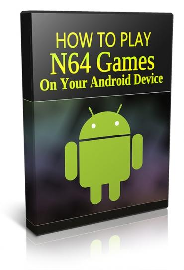 How To Play N64 Games On Your Android Device (MRR)