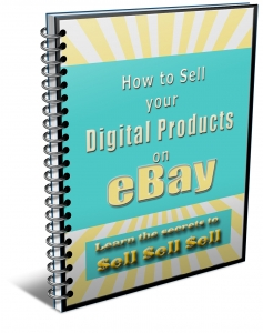 How To Sell Your Digital Products On eBay (PLR)