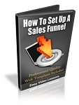 How To Set Up A Sales Funnel (PLR/MRR)