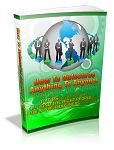 How to Outsource Anything to Anyone (PLR / MRR)