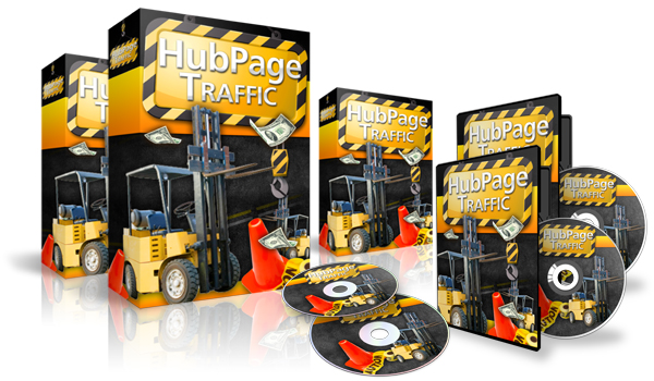 HubPage Traffic - Video Series (RR)