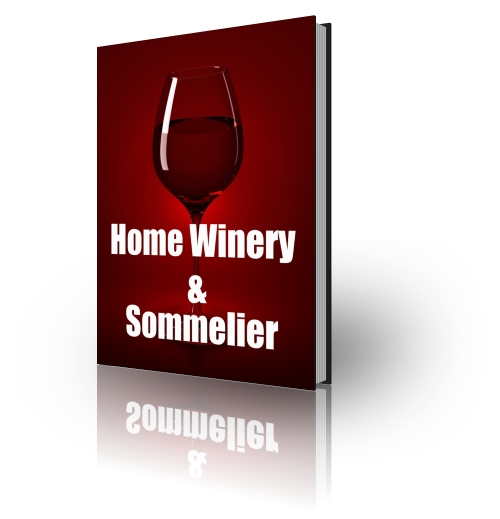 Home Winery and Sommelier (PLR / MRR)