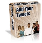Add Your Tweets To Any Website (PLR)