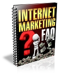 Internet Marketing FAQ (PLR / MRR)