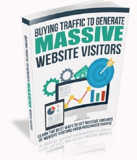 Buying Traffic to Generate MASSIVE Website Visitors (RR)