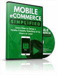 Mobile eCommerce Simplified (PLR / MRR)