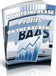 Increase Profits On The Backend (PLR/MRR)