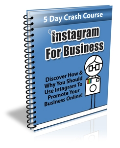Instagram For Business (PLR)