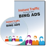 Instant Traffic For Pennies With Bing Ads (PLR/MRR)
