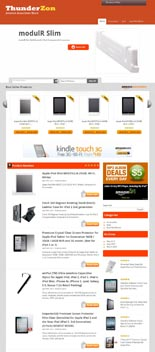 iPad Wall Mounts Amazon Store (PLR)