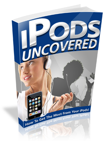 iPods Uncovered (PLR / MRR)