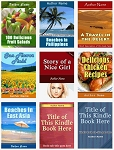 Kindle Cover Templates (PLR / MRR)
