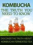 Kombucha The Truth You Need To Know (PLR / MRR)