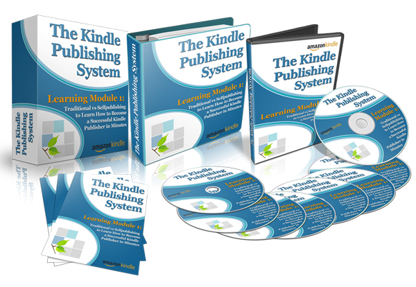 Kindle Publishing System - eBook and Video Series(PLR)