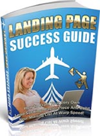 Landing Page Success Guide (PLR / MRR)