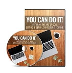 You Can Do It (PLR / MRR)