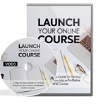Launch Your Online Course (PLR / MRR)
