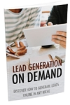 Lead Generation On Demand (PLR / MRR)