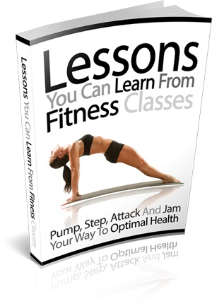 Lessons You Can Learn From Fitness Classes (MRR)