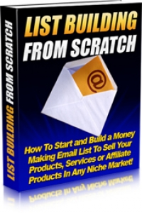 List Building From Scratch (MRR)