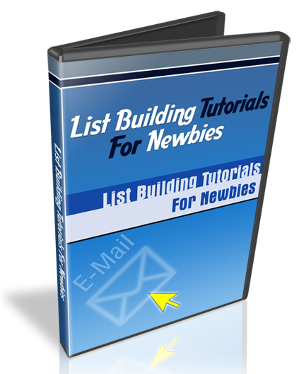List Building Tutorials For Newbies (MRR)