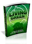 Living Green (PLR / MRR)