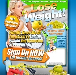 Lose Weight Squeeze Page (PLR / MRR)