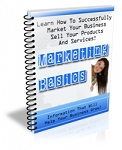 Marketing Basics PLR Newsletter (PLR)