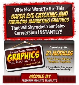 Marketing Graphics Templates - Developer License