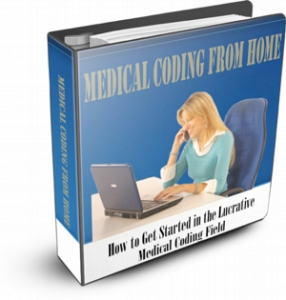 Medical Coding From Home (PLR)