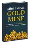 Mini Ebook Gold Mine (PLR / MRR)