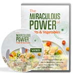 Miraculous Power Of Fruit and Vegetables (PLR/MRR)