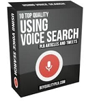 10 Voice Search PLR Articles(PLR/RR)
